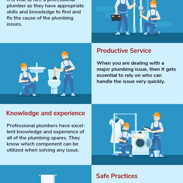 this is reliable plubmers calgary infographic